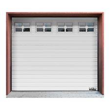 Porte de garage sectionnelle ebay