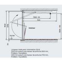 Dimension Porte Basculante De Garage Bois Eco Conceptfr