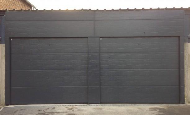 Notice moteur porte de garage sectionnelle somfy