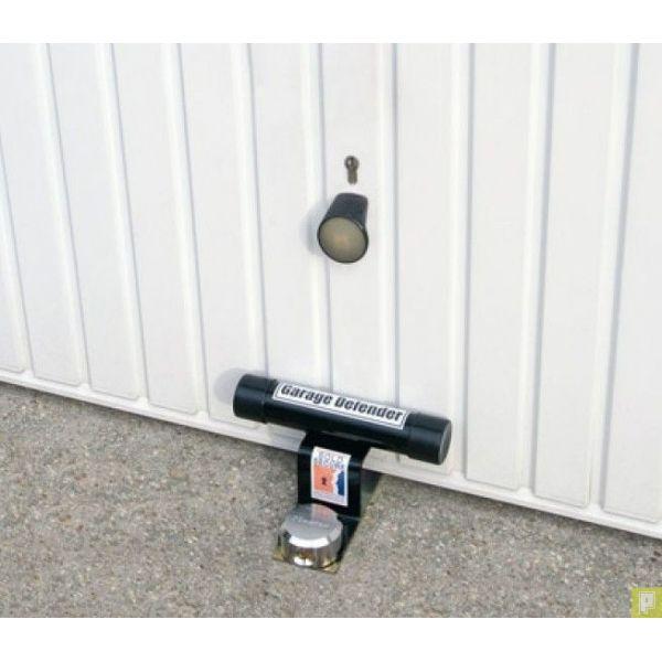 Grille anti effraction pour porte de garage