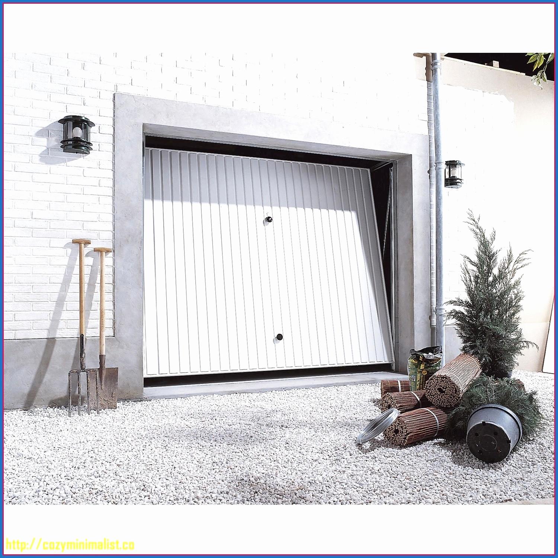 Porte de garage sectionnelle tout faire materiaux