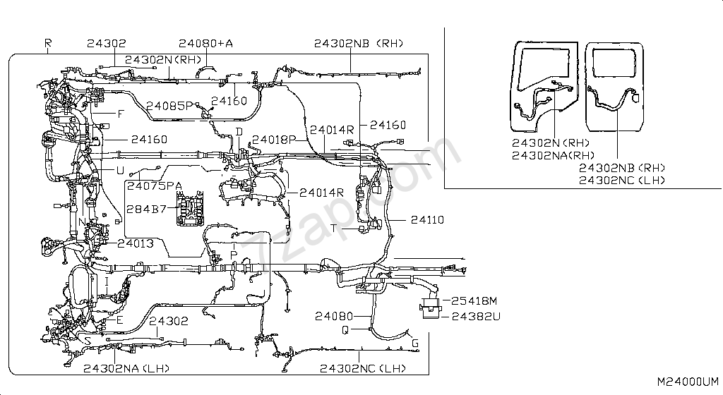 Diagram  Nissan Cabstar Workshop Wiring Diagram Full