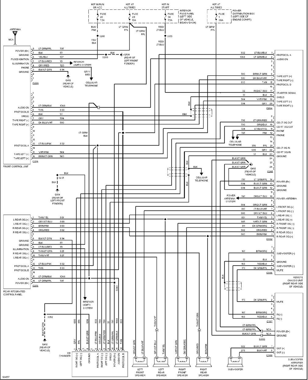 Schema Electrique Autoradio Ford C Max