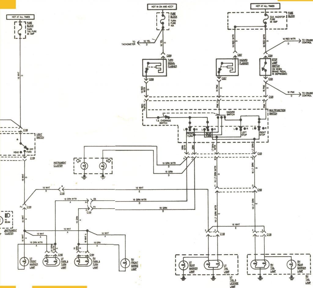 Schema Electrique Jeep Cj7