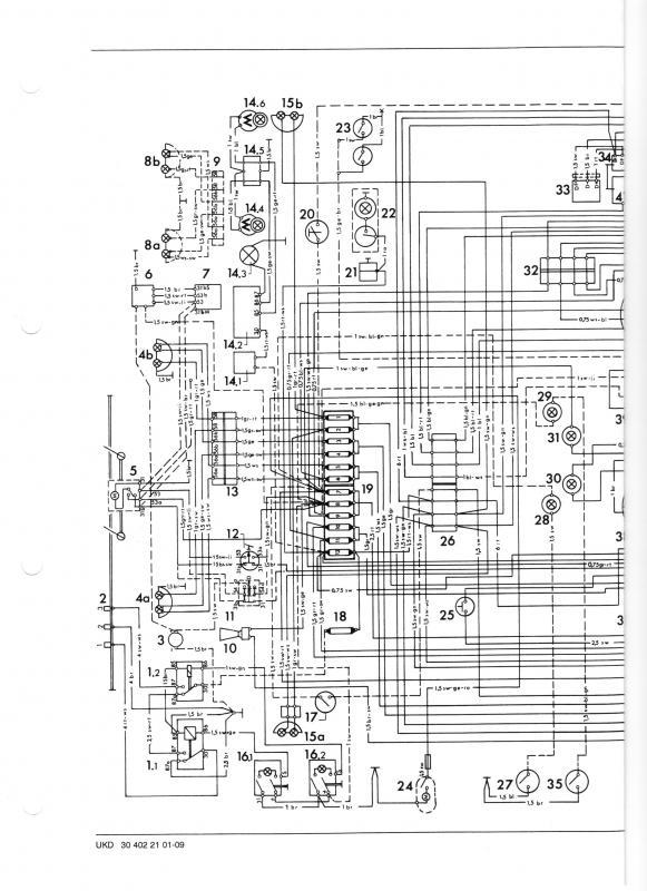 Schema Electrique Unimog 406