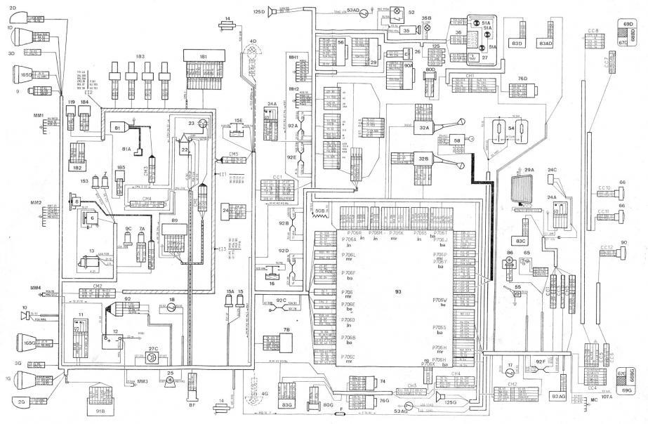 Schema Electrique 309 Gti 16