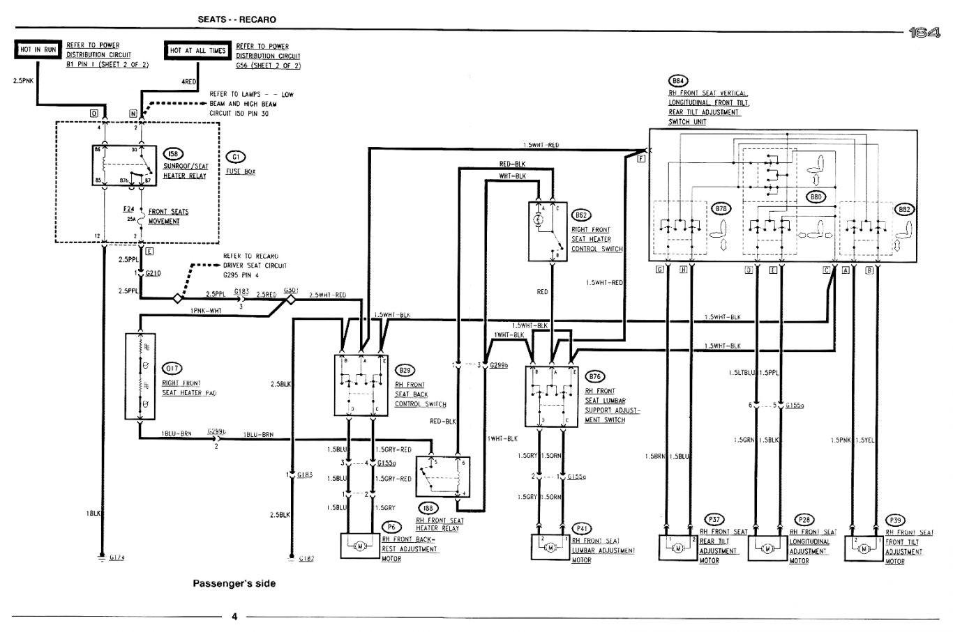 Schema Electrique Fiat Punto 2000