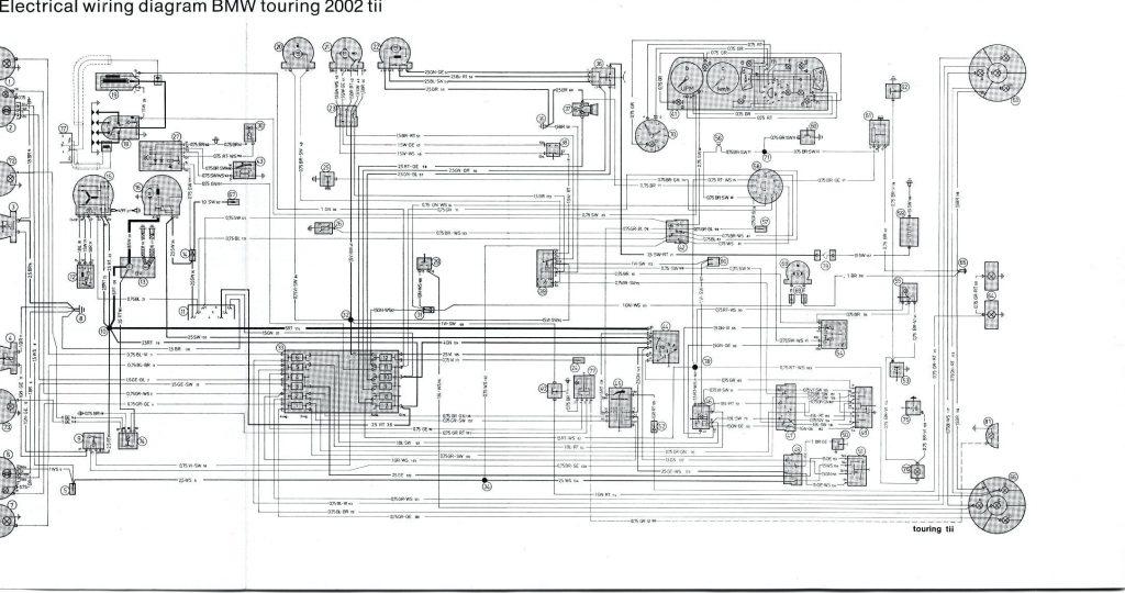 Schema Electrique Bmw 318d E46