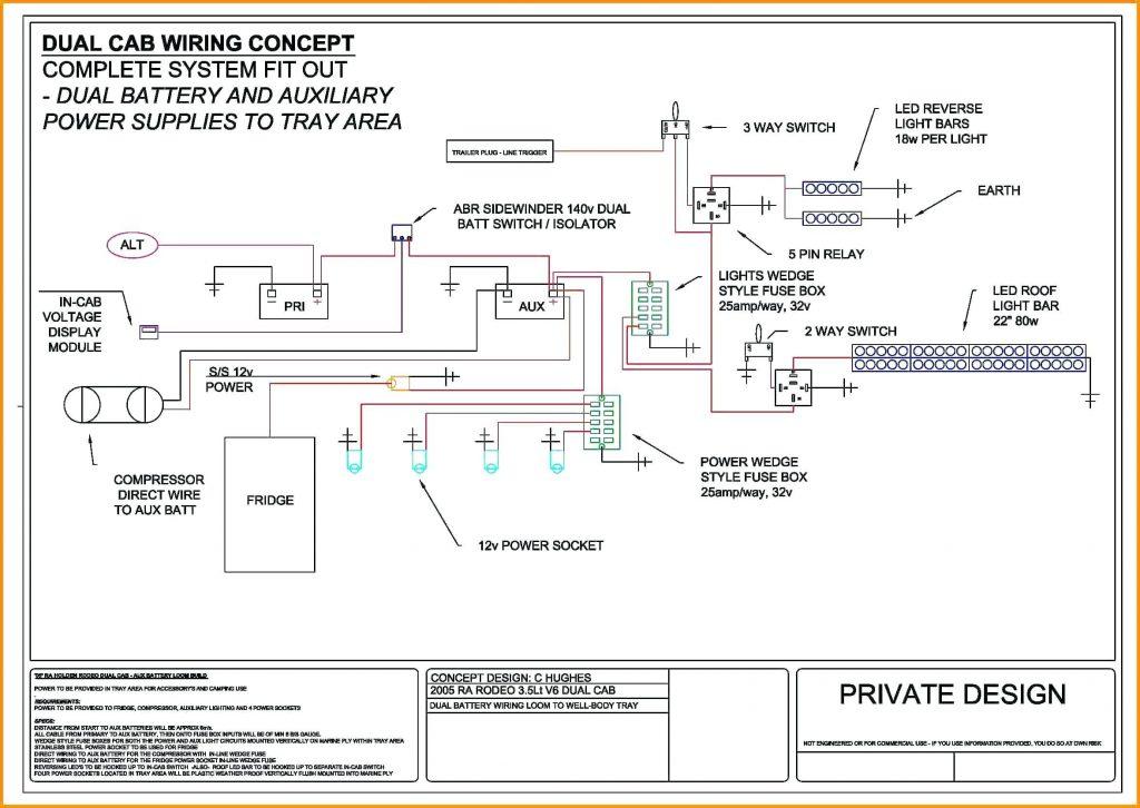 Schema Electrique C2 Vts