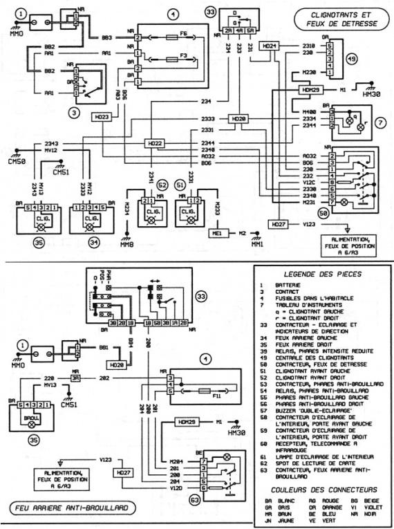 schema electrique fiat ducato 120 multijet