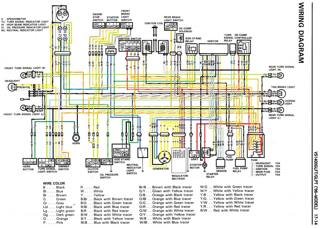 Yamaha Wiring Schematics on