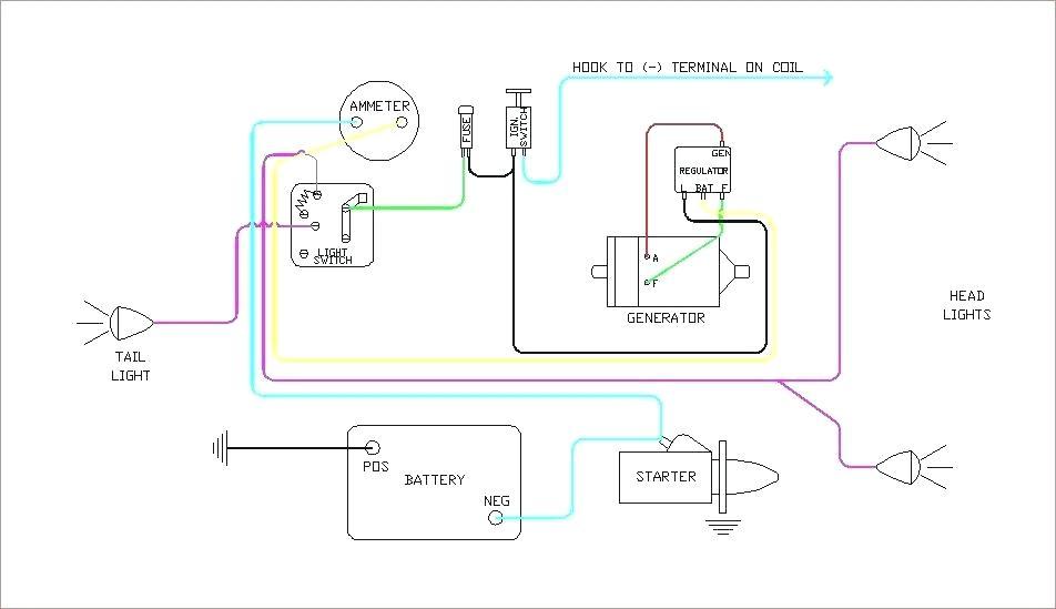 Schema Electrique 504 Pick Up Diesel