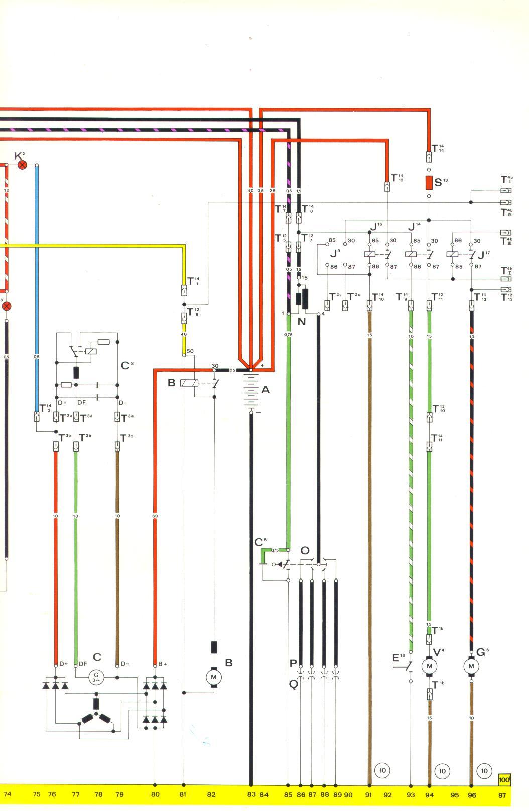 Schema Electrique R21 Turbo Diesel