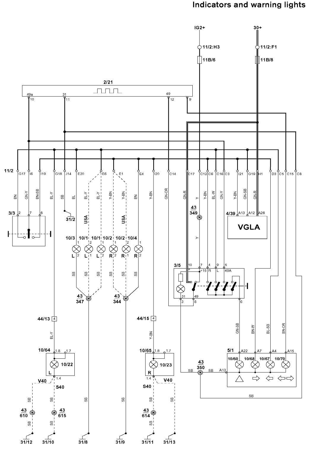Schema Electrique Volvo S60