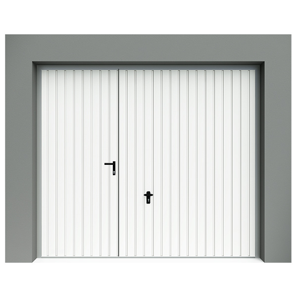 Porte de garage sur mesure direct usine bois eco - Porte garage sur mesure ...